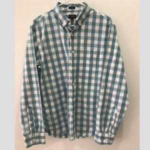 J. Crew Men's Casual Button Down Shirt